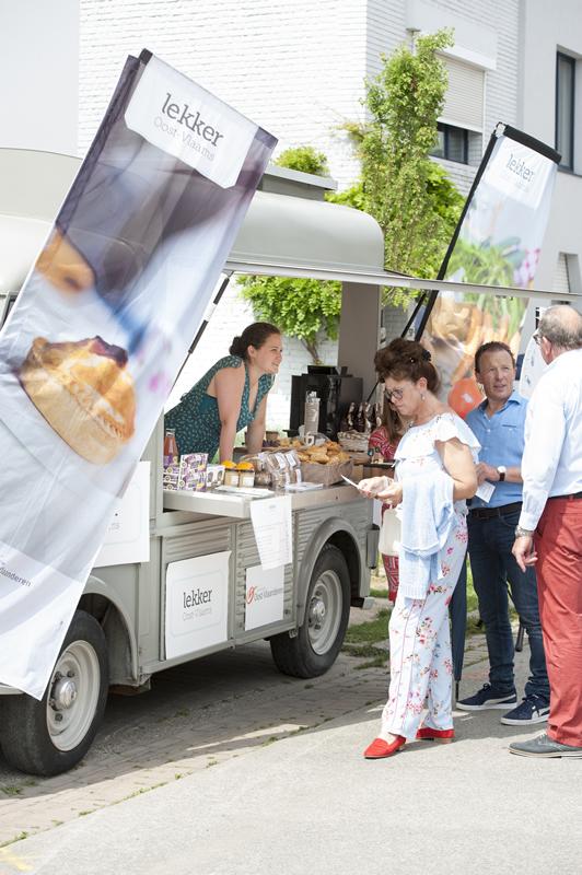 Foto Foodtruck Lekker Oost-Vlaams