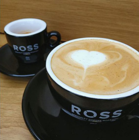 Foto Ross coffee product