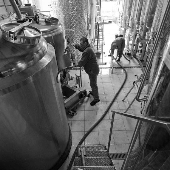 Foto brouwerij De Glazen Toren producent
