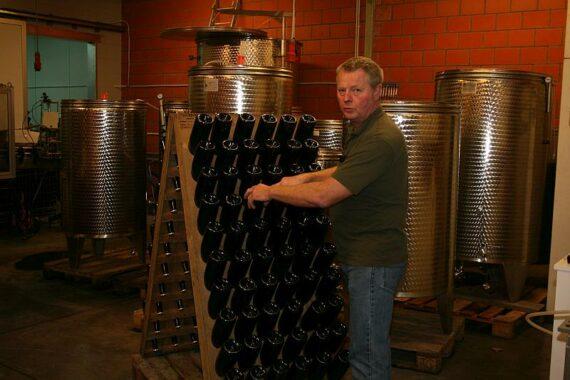 Foto wijndomein Dorrebeek producent