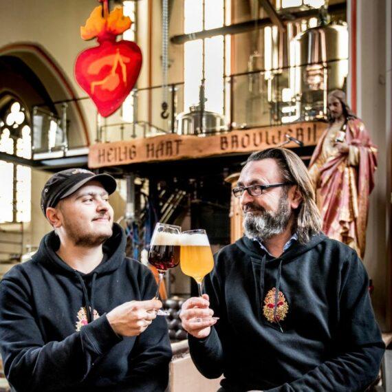 Foto producent Heilig Hart brouwerij