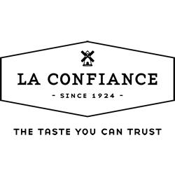 Foto La Confiance logo|