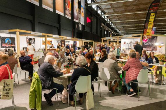 Foto jaarbeurs Lekker Oost-Vlaams 2019
