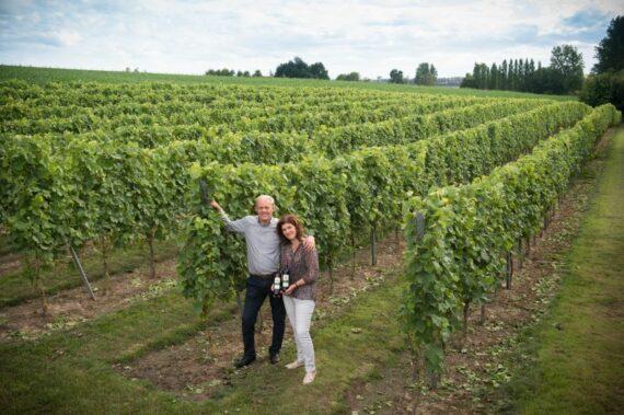 Foto producent wijngoed 't Varent