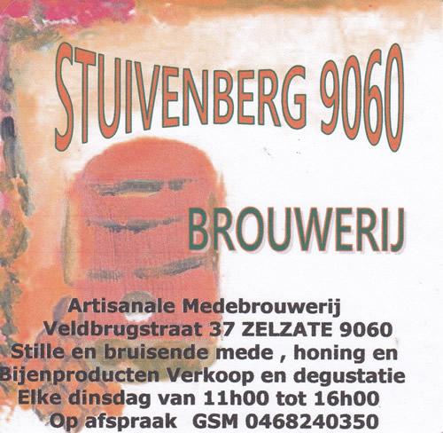 Foto medebrouwerij Stuivenberg flyer|Foto medebrouwerij Stuivenberg honingbier