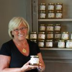 Foto bijenhuis Lekens honing product