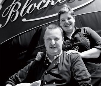 Foto slagerij Blockeel producent