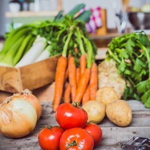 Foto Algemeen beeld LOV groenten
