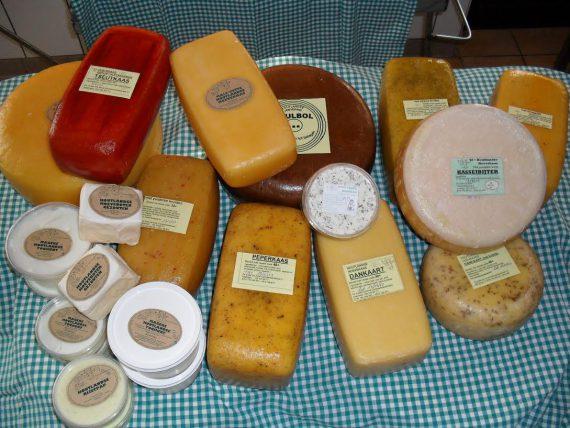 Foto hoeve het Houtland product