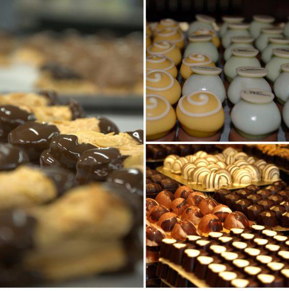 Foto chocolatier Wauters product