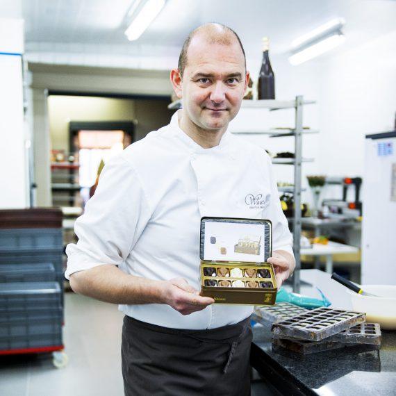 Foto Chocolatier Wauters producent
