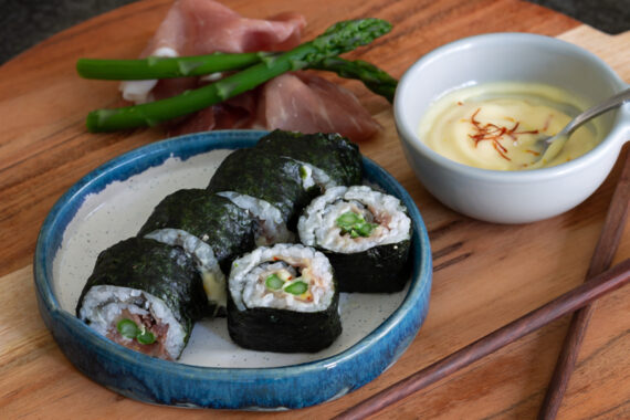 Foto recept Gentse sushi