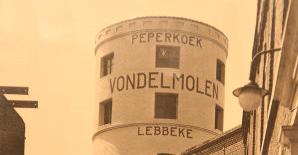 Foto Vondelmolen producent