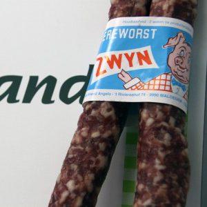 Foto boerenworst Zwyn product